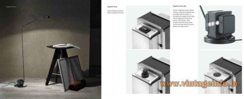 Lumina Daphine Floor Lamp - Catalogue Pictures - Daphine Terra Halogen & LED