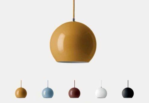 Verner Panton Topan Pendant Lamp - New Versions