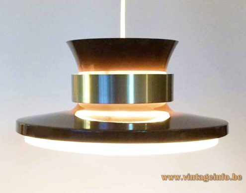 Carl Thore Granhaga Pendant Lamp - Other Version, 1960s, 1970s, Sweden