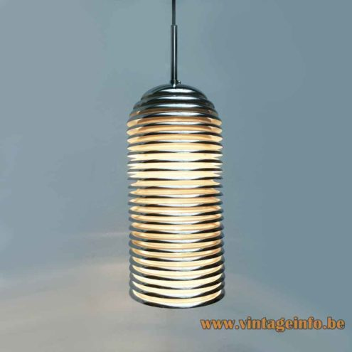 Staff Saturno Pendant Lamp - Long Version