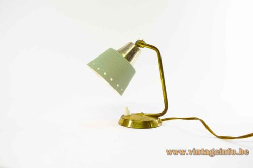 1960s Erpees Bedside Table Lamp - Other Version