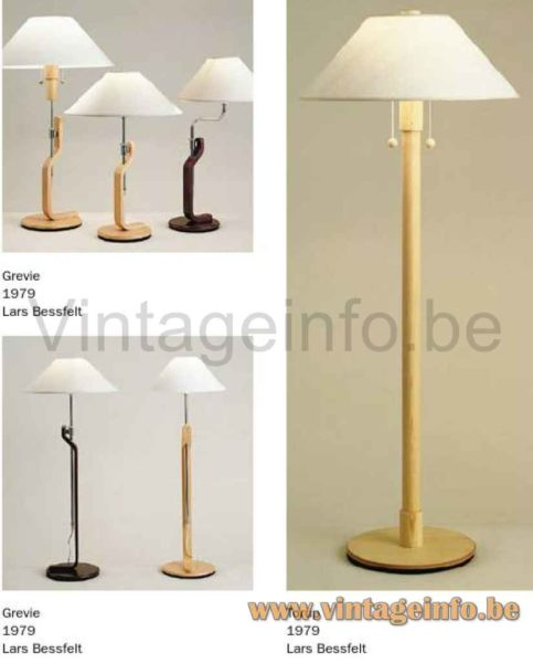 Lars Bessfelt Ateljé Lyktan Pendant Lamp - Torup Catalogue Picture