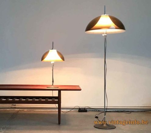 Artimeta Acrylic Floor Lamp - Floor & Table Lamp