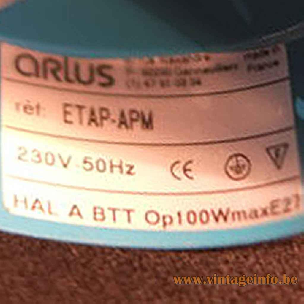 Arlus Label