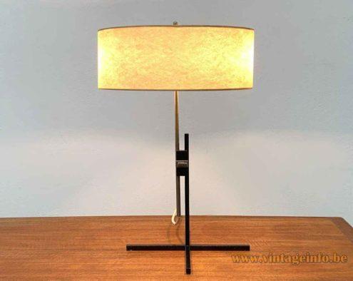 1960s Kaiser Leuchten Table Lamp - Other Lampshade